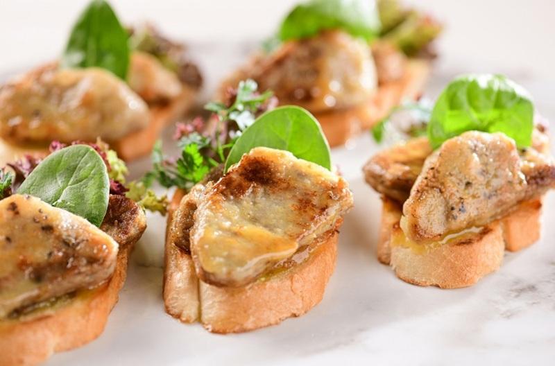 Café Rivoli - Regal Hongkong - OKiBook Hong Kong and Macau Restaurant Buffet booking 餐廳和自助餐預訂香港和澳門 - 「鴨肝.爐端燒」自助晚餐 / Duck Liver and Robatayaki Dinner Buffet