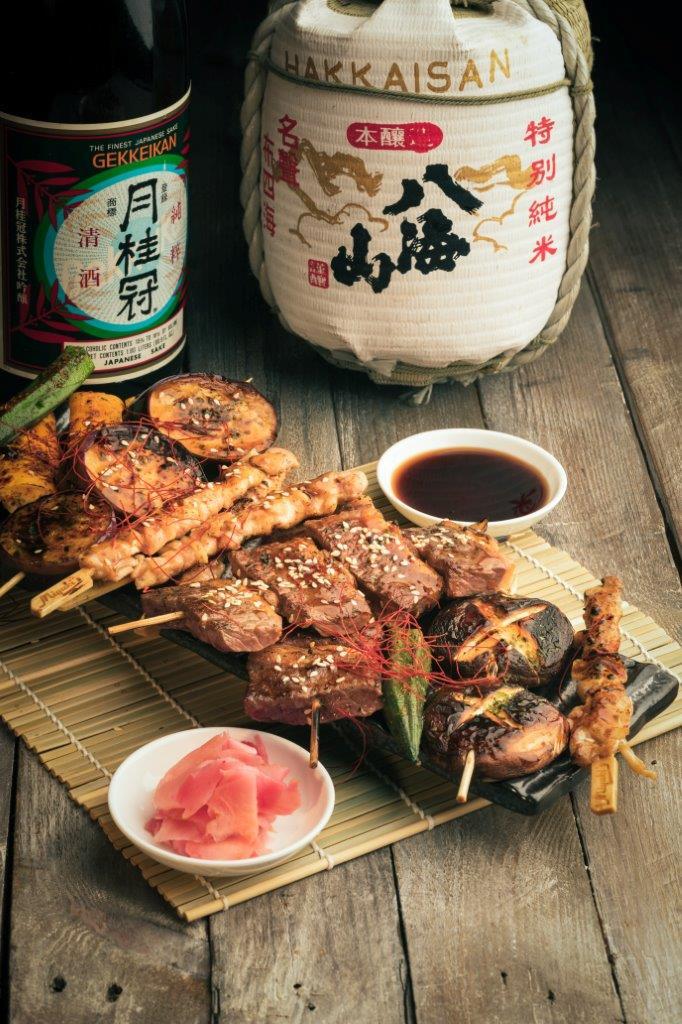 東瀛燒物自助午餐 / Sizzling Yakitori Lunch Buffet OKiBook Hong Kong and Macau Restaurant Buffet booking 餐廳和自助餐預訂