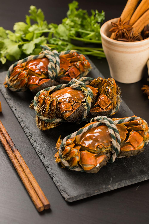 華麗「蟹」逅 / Hairy Crab Indulgence - Loong Yuen @ Holiday Inn Golden Mile OKiBook Hong Kong and Macau Restaurant Buffet booking 餐廳和自助餐預訂