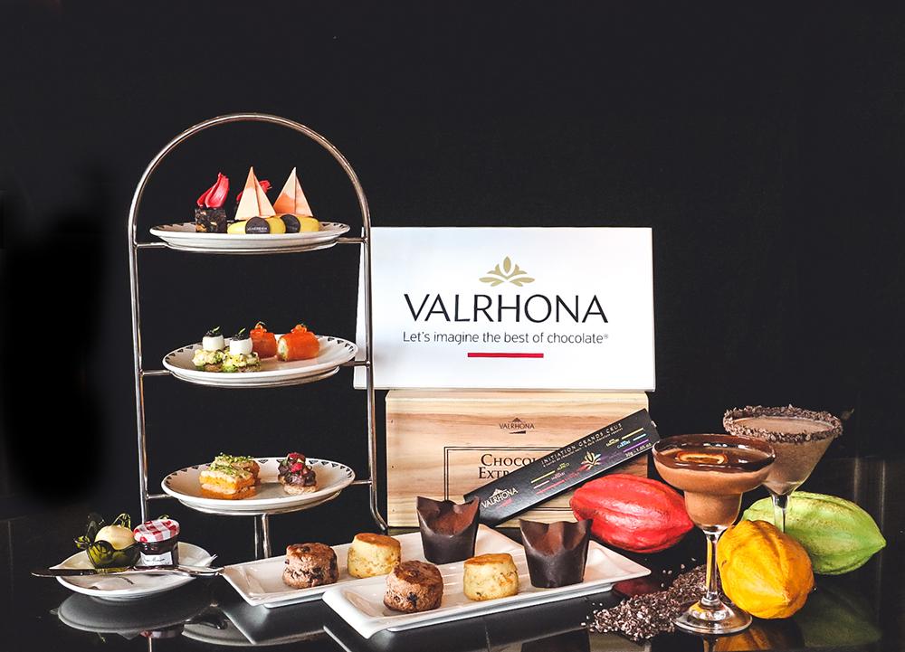 Valrhona x 數碼港艾美酒店 下午茶 / Valrhona x Le Meridien Cyberport Tea Set @ Prompt Bistro - Le Méridien Cyberport